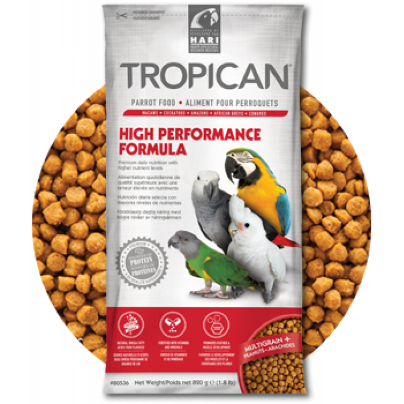 TROPICAN - High Performance Formula - 1kg